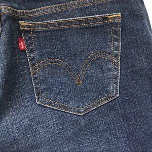 Levi's Jeans - Levi's Boot Cut 515 Jeans 8 Short